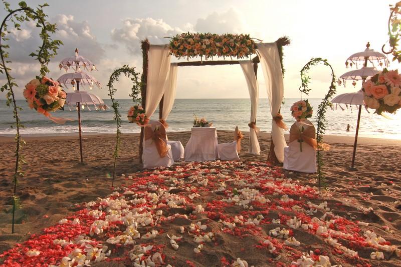 podróż poślubna Bali
