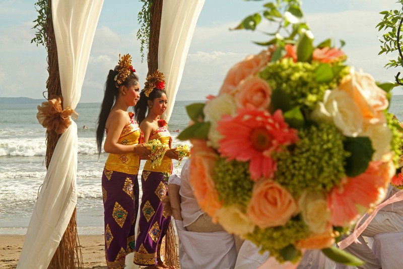 Podróż poślubna na Bali