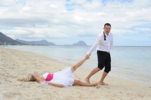 podróż poślubna Mauritius