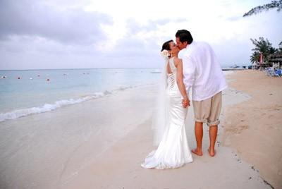 ślub na Antigui